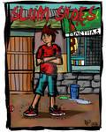 Slum Shoes 1 Cover by ArtNGame215