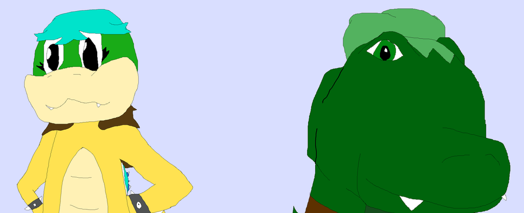 Keka And My Croc Form(contest entry for kekakoopa) by meltdown44