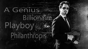 a Genius, Billionaire, Playboy, Philanthropis