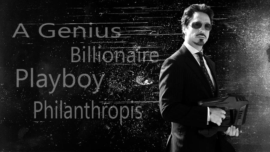 a Genius, Billionaire, Playboy, Philanthropis by Ai-To-Nikushimi