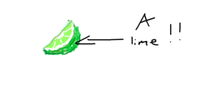 A Lime by OnigiriChan1010