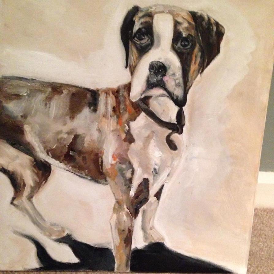 Dog by LJWilliams