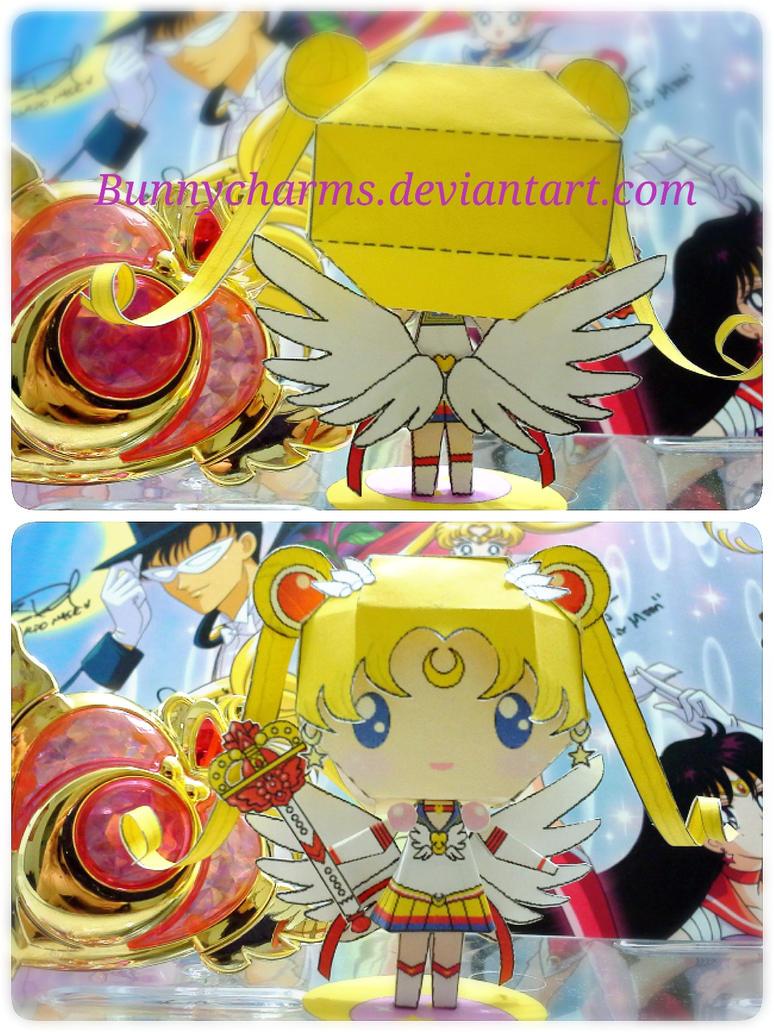 Eternal Sailor Moon by bunnycharms
