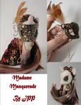 Madame Masquerade View 3