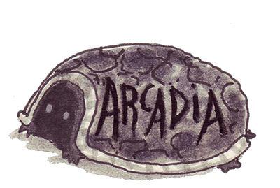 Arcadia Logo by sadie-sadie