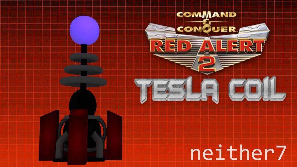 Tesla Coil model  Comm...