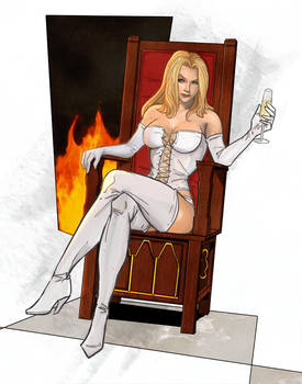 Emma Frost, White Queen