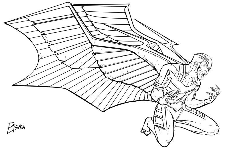 Archangel By Supajoe On DeviantArt