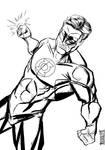 Green Lantern-Hal Jordan