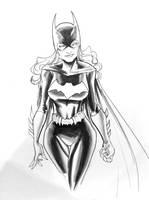 Batgirl CP by Supajoe