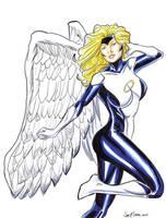 Angel by Supajoe