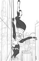 New Spider-Woman by Supajoe