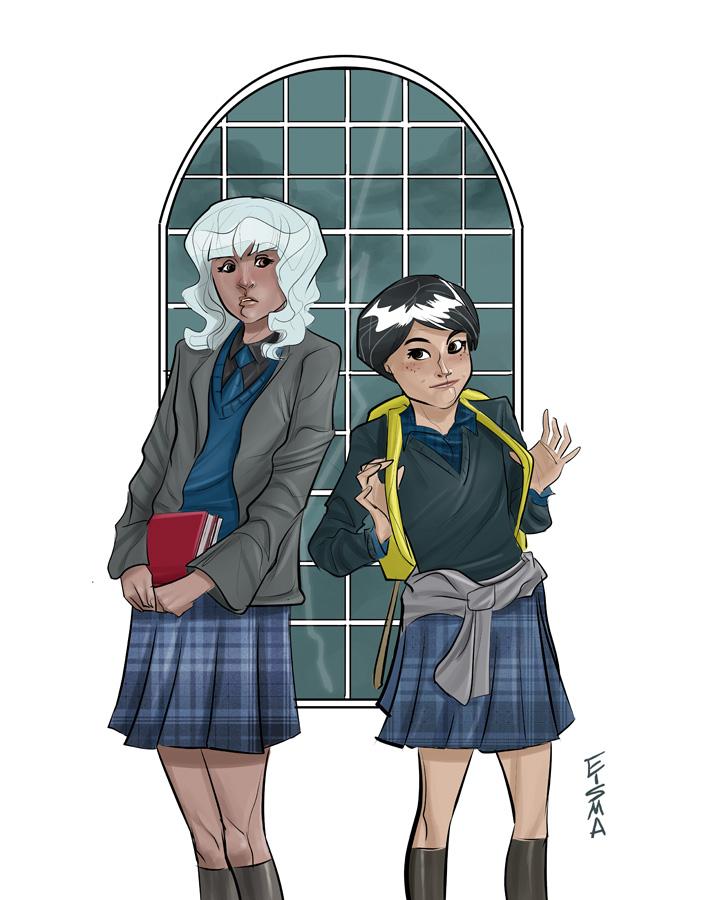 Gotham Academy by Supajoe