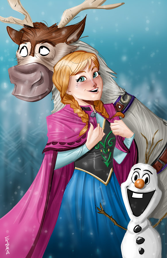 Frozen by Supajoe