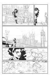 Wonder Woman Sample 1 by Supajoe