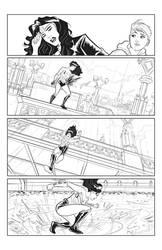 Wonder Woman Sample 2 by Supajoe