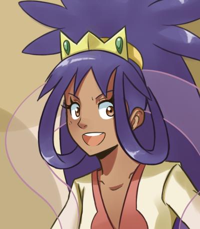 Champion Iris by Sallymon on DeviantArt