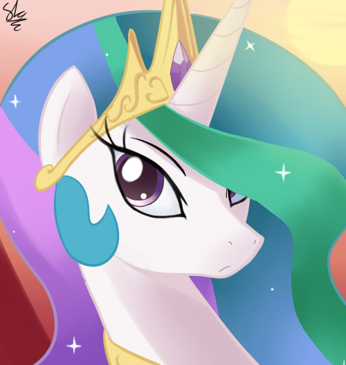 Celestial princess by Sallymon