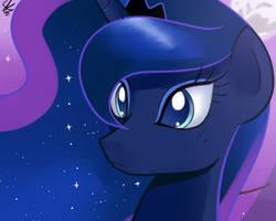 Lunar Princess by Sallymon