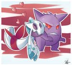Gastly love