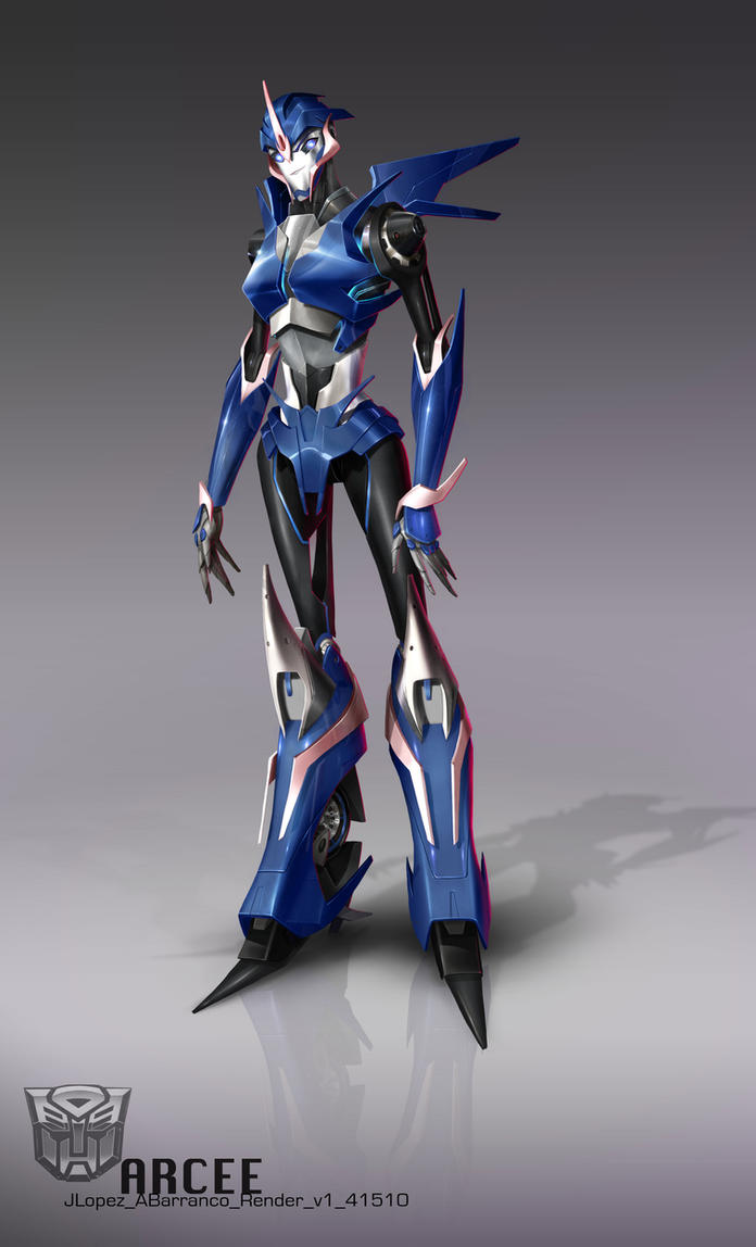 TF Arcee Design Color V5 by AugustoBarranco on DeviantArt