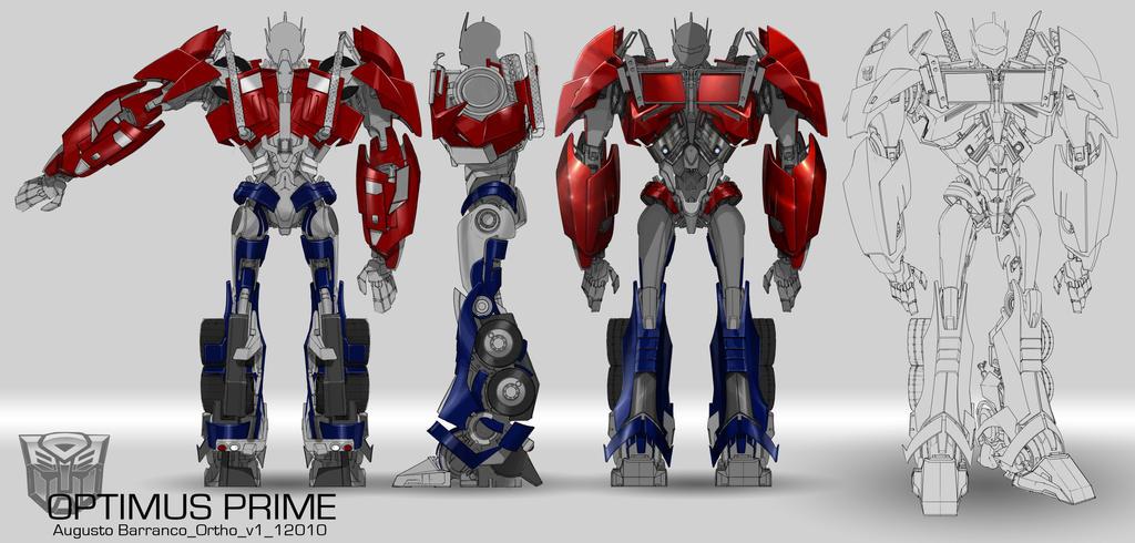 Prime Ortho V5 by AugustoBarranco