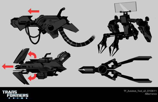 TF Autobot Tool rough v2