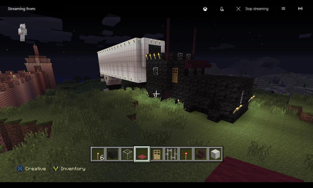 Semi Minecraft by eliteracer