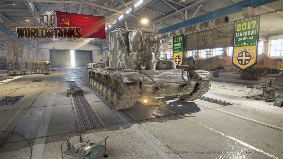 The KV-5's baaaaaaack! by eliteracer
