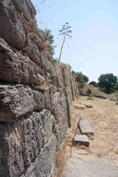 Wall Ruins Turkey