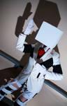 Jacques LeCube Mighty Boosh Cosplay Ohayocon 2012