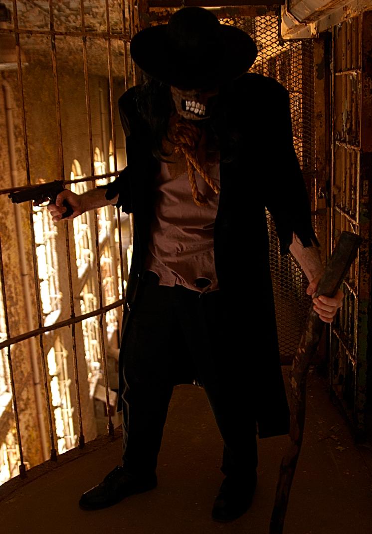 Batman Scarecrow Cosplay Photoshoot! by Swoz