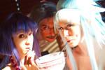 Colossalcon 12 Tenchi Muyo Fan Service Photoshoot!