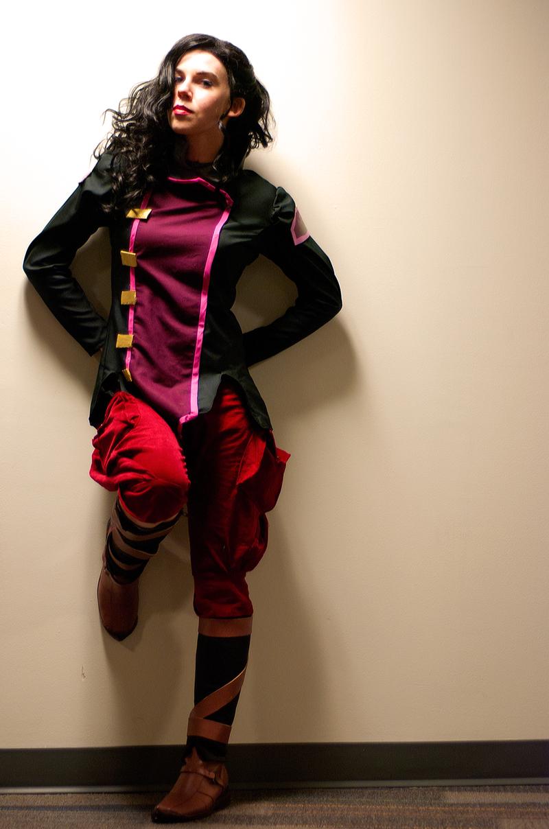 korra asami of cosplay Legend