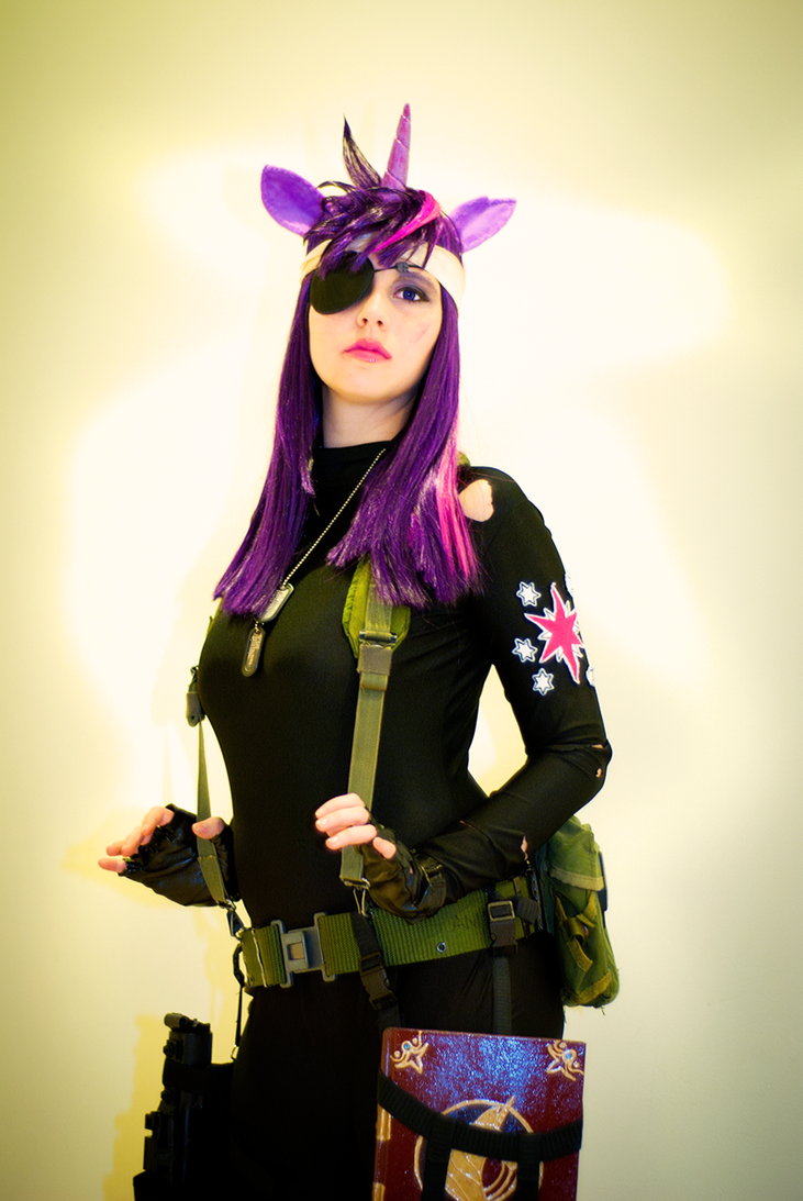 Sexy mlp cosplay
