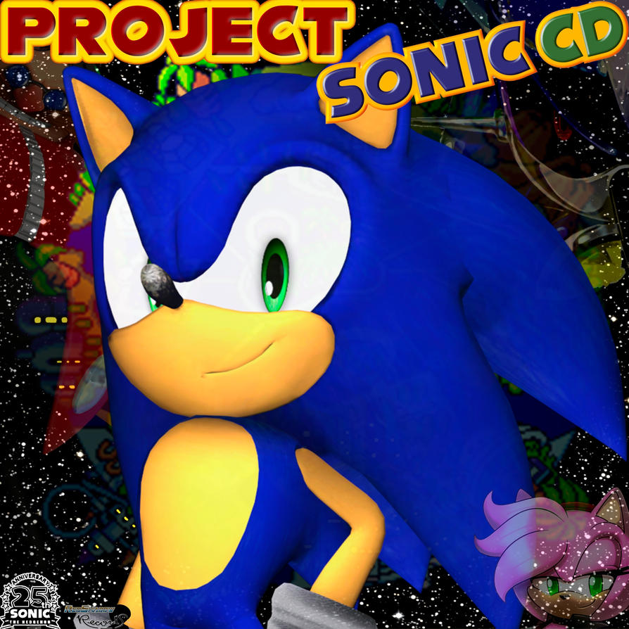 Project SONIC CD by RedShadowII