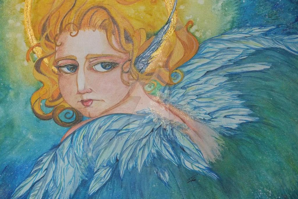 Engel by DSonne