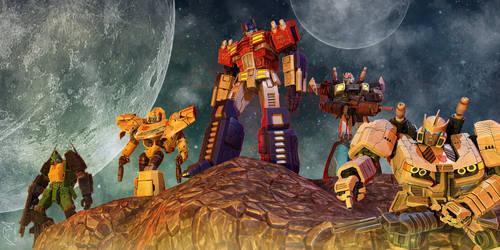 Autobot Frontier by kurisama
