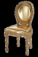 Gold-chairpng by fatimah-al-khaldi