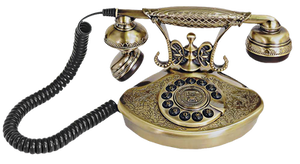 Gold_Telephone