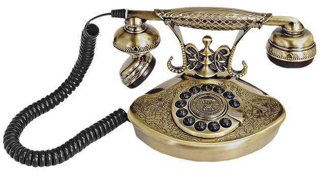 Gold_Telephone