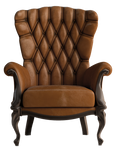 Brown-Leather-Chair