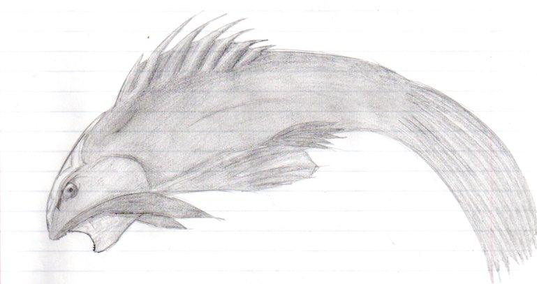 Fish Guardian by nightwindwolf95