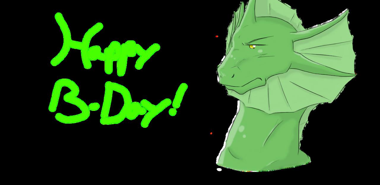 Happy B-day twilirito94 by nightwindwolf95