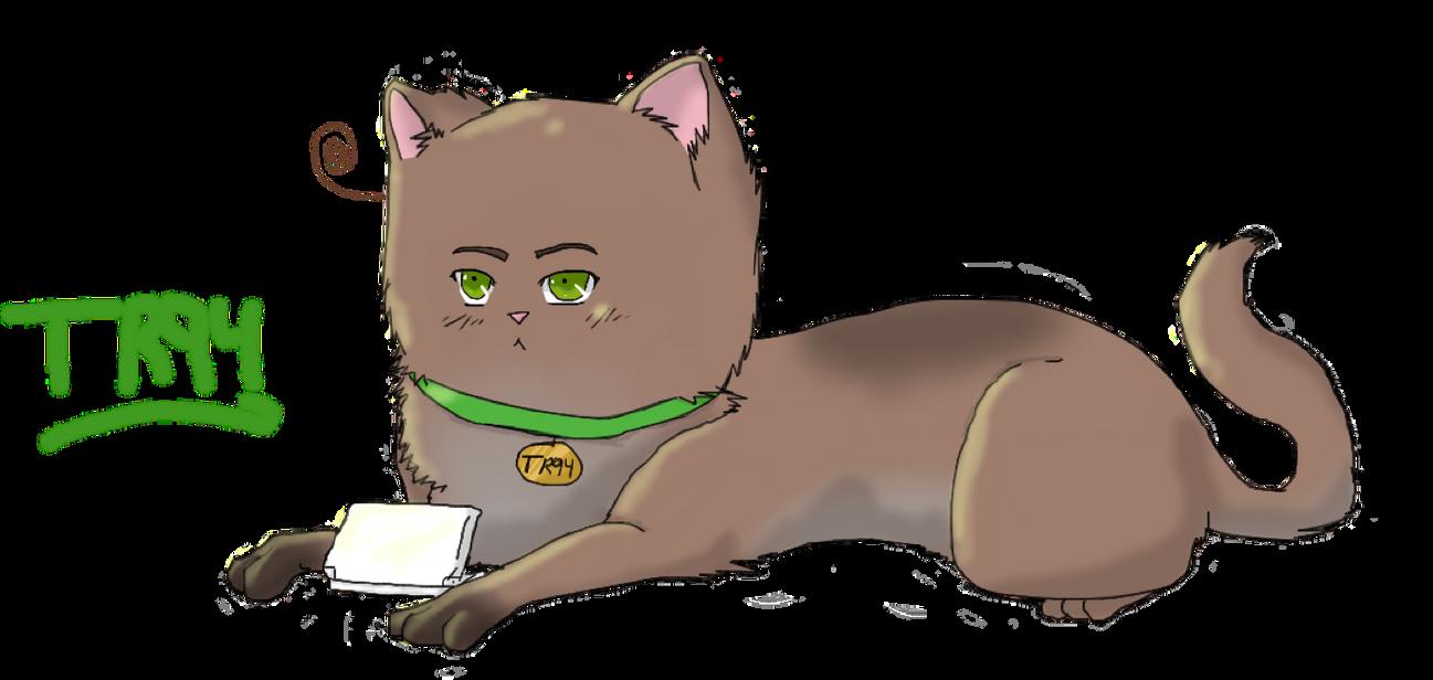 twilirito94 cat by nightwindwolf95