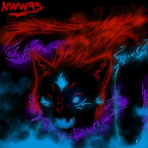 Dunkelheitslicht by nightwindwolf95