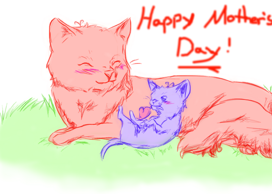 Happy Mother's Day by nightwindwolf95