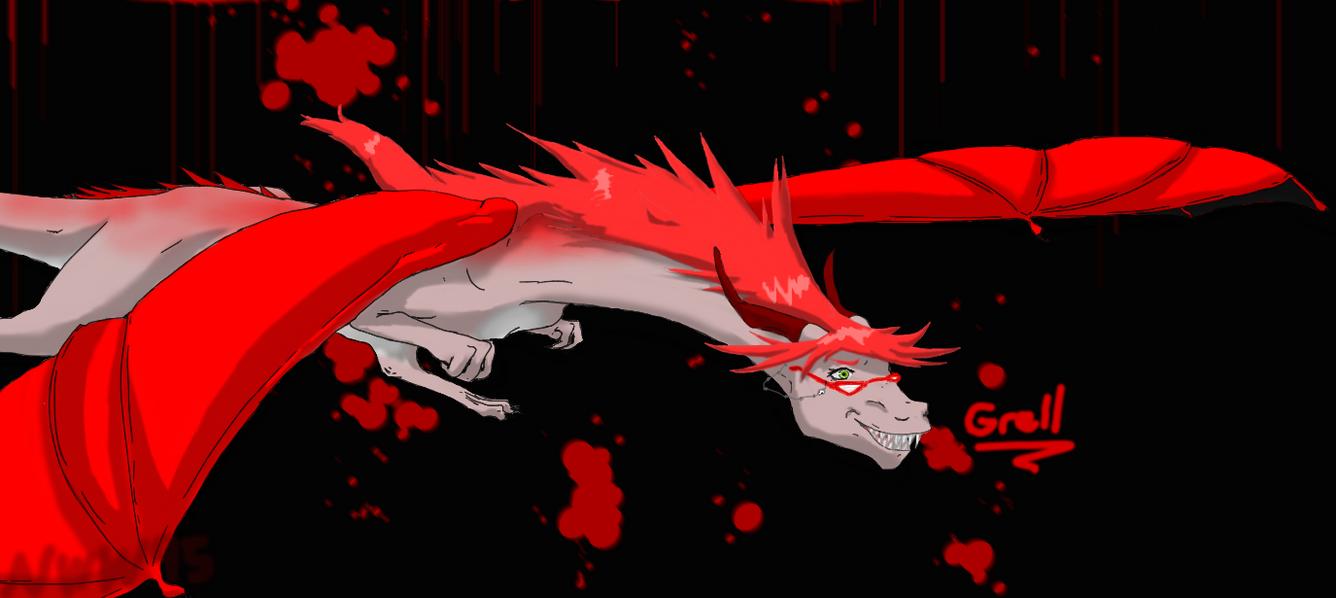 KuroDragons: Grell Sutcliff by nightwindwolf95