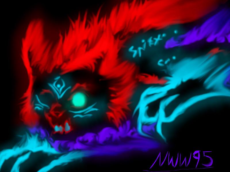 More Katzengeist by nightwindwolf95