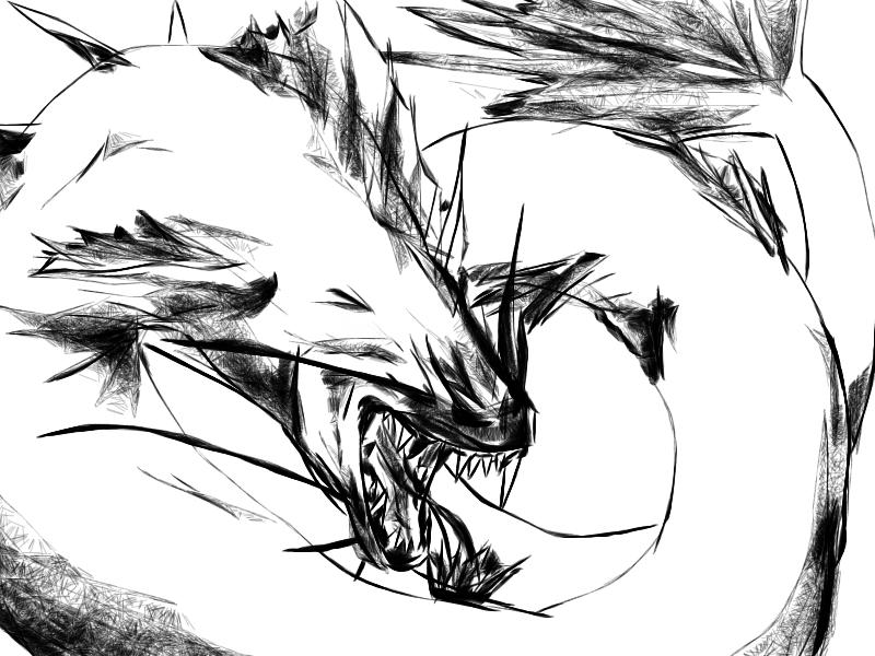 Random Monster by nightwindwolf95